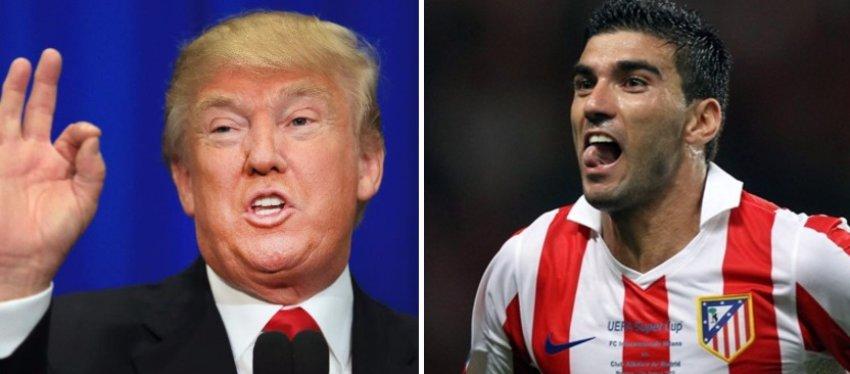 Trump, al igual que muchos futbolistas, no tendrá un buen recimiento en su nueva 'casa'.