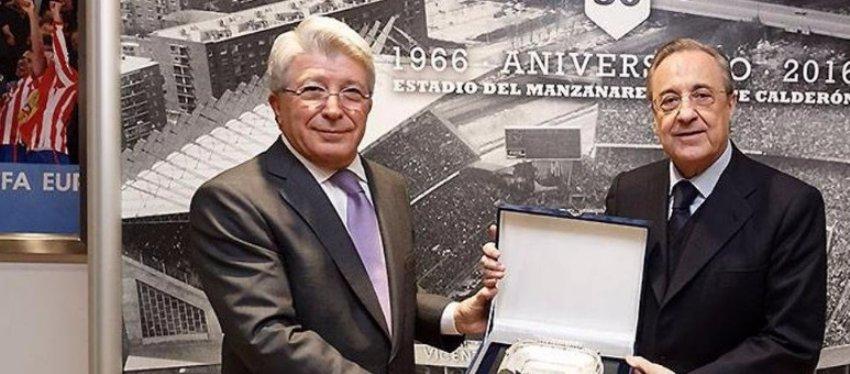 17 años de 'no agresión' entre Madrid y Atlético