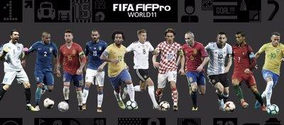 Esto es lo que vale el once ideal de la FIFA