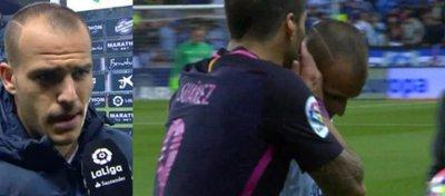 """Suárez a Sandro tras el 1-0: """"No olvides quién te ha dado de comer"""""""