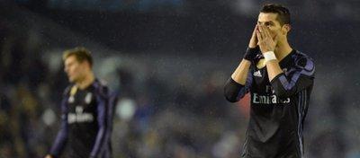 El Madrid se despide del triplete