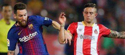 """Messi, desquiciado ante Maffeo: """"Jugar así es una mierda"""""""