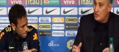 A Neymar le preguntan por el PSG y rompe a llorar