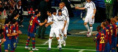 ¿Habrá pasillo del Barça al Madrid?