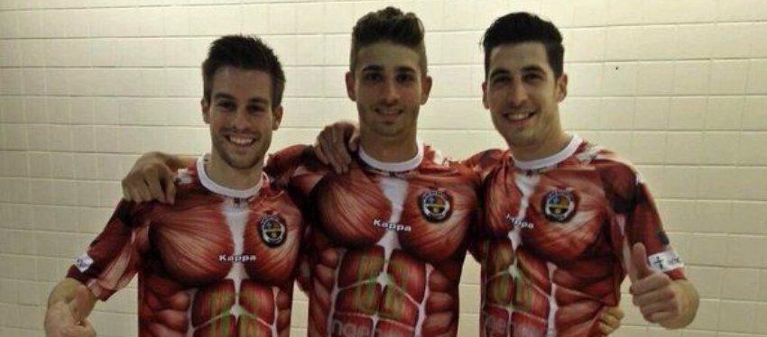 Las 10 camisetas más horteras que verás en el fútbol español