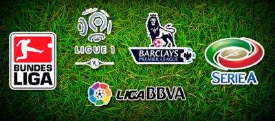 Atendiendo a las estadísticas, 'WhoScored' ha elaborado en ranking de los mejores 20 equipos de Europa. Foto: Honduras Soccer.