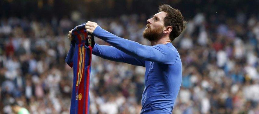Messi espera maquillar una temporada agridulce con el Barça. Foto: La Vanguardia.