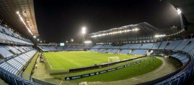 El Celta-Madrid no se jugará por el temporal