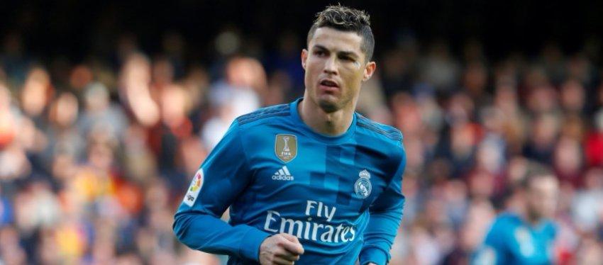 Cristiano Ronaldo sigue prometiendo guerra a sus 33 años. Foto: Twitter.