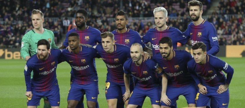 El Barça sigue invicto en Liga. Foto: Sport.