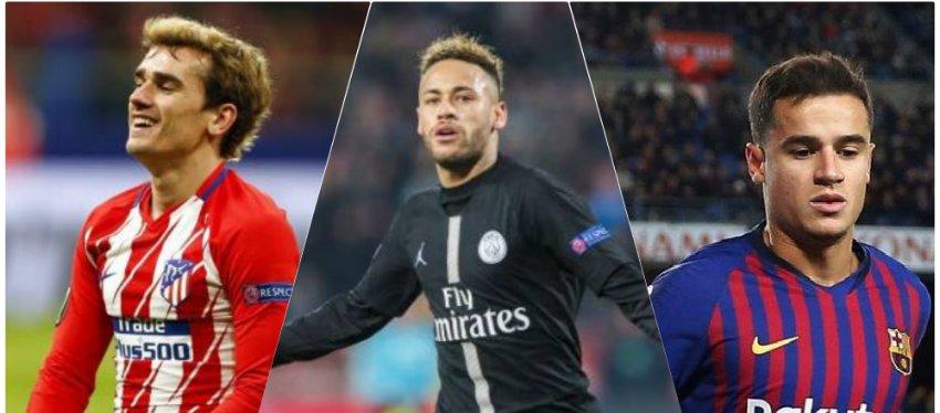 Este es el once más valioso tras la fase de grupos de la Champions League