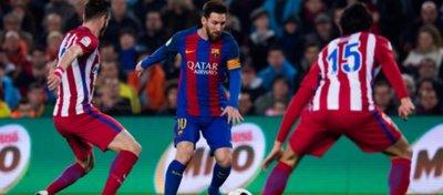 Barça y Atlético, duelo por la Liga el próximo domingo. Foto: Mundo Deportivo.