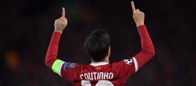 El generoso gesto del Liverpool tras la marcha de Coutinho