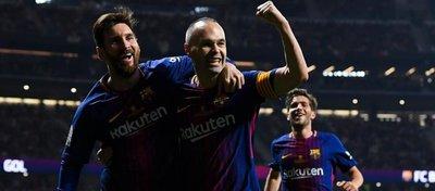 Así ha reaccionado el mundo del fútbol al adiós de Andrés Iniesta
