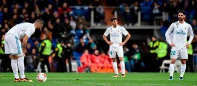 El Madrid volvió a naufragar en su propia casa. Foto: Twitter.