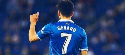 Y el futbolista más decisivo de la pasada temporada fue... ¡Gerard Moreno!