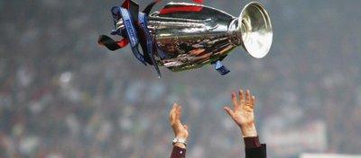 La Champions League, uno de los títulos más codiciados. Foto: Twitter.