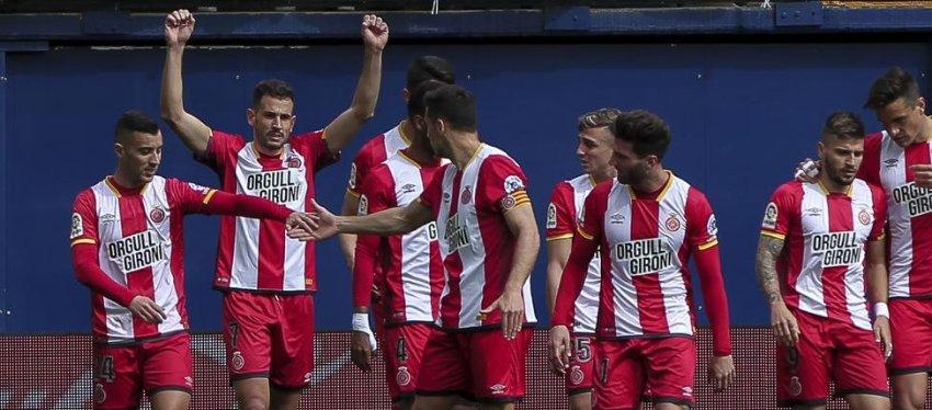 El Girona, la revelación de la Liga. Foto: Mundo Deportivo.