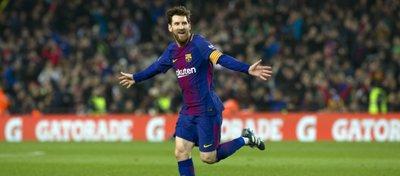Messi ocupa el tercer puesto como mejor regateador del mundo. Foto: FC Barcelona.