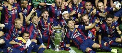 ¿Se hará el Barça con su sexta Champions? Foto: Sport.