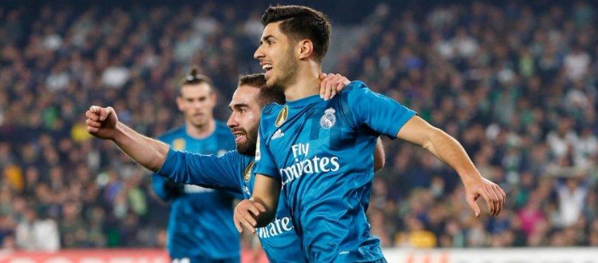 Los datos de un Real Madrid que recupera sensaciones