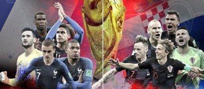 Francia y Croacia protagonizarán el partido del año. Foto: Invictos.
