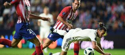 Atlético y Real Madrid protagonizarán uno de los duelos del año. Foto: Twitter.