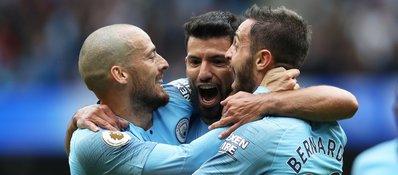 El City lidera las apuestas. Foto: UEFA.