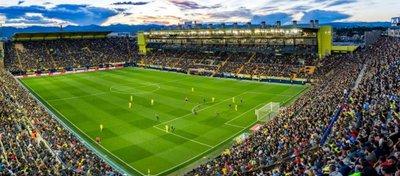 Estadio de la Cerámica, en Villarreal.