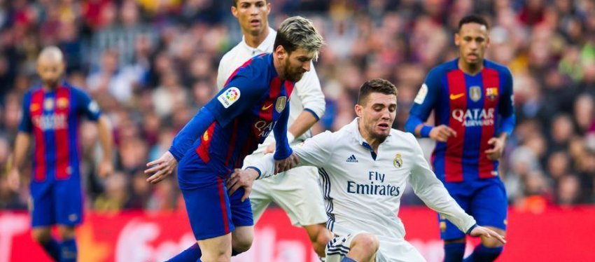 Barcelona y Madrid ya protagonizaron El Clásico en Estados Unidos hace un año. Foto: The Best Football.