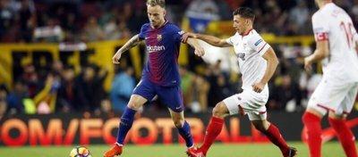Barça y Sevilla, solo puede quedar uno. Foto: La jugada financiera.