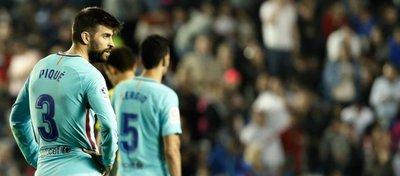 El Barça se quedó sin completar una Liga completa sin perder un partido. Foto: @carrusel.