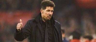 ¿Ocupará Simeone el puesto de Emery? Foto: Twitter.