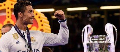 Cristiano Ronaldo busca alargar su idilio con la Champions. Foto: Twitter.