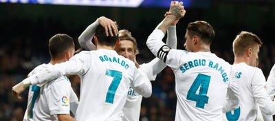 El Madrid se desquitó antes del partido del año. Foto: Real Madrid.