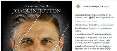 El curioso caso de Joaquín Button