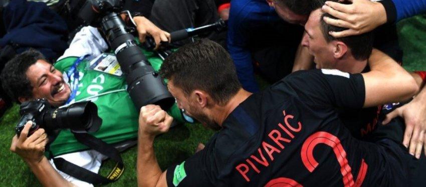 Croacia invita a unas vacaciones al accidentado fotógrafo del Mundial