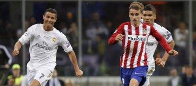 Real Madrid y Atlético se volverán a ver las caras en un derbi poco trascendental. Foto: Mundo Deportivo.