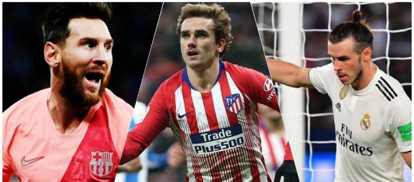 El Madrid, tercer favorito para ganar La Liga según las casas de apuestas