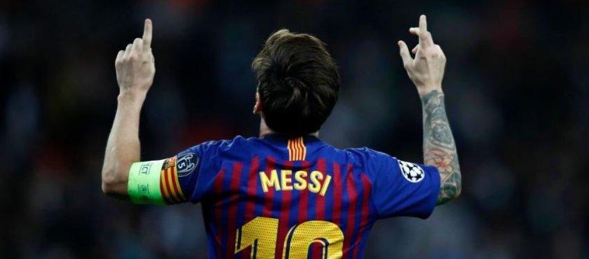 Los récords que podría batir Messi en 2019